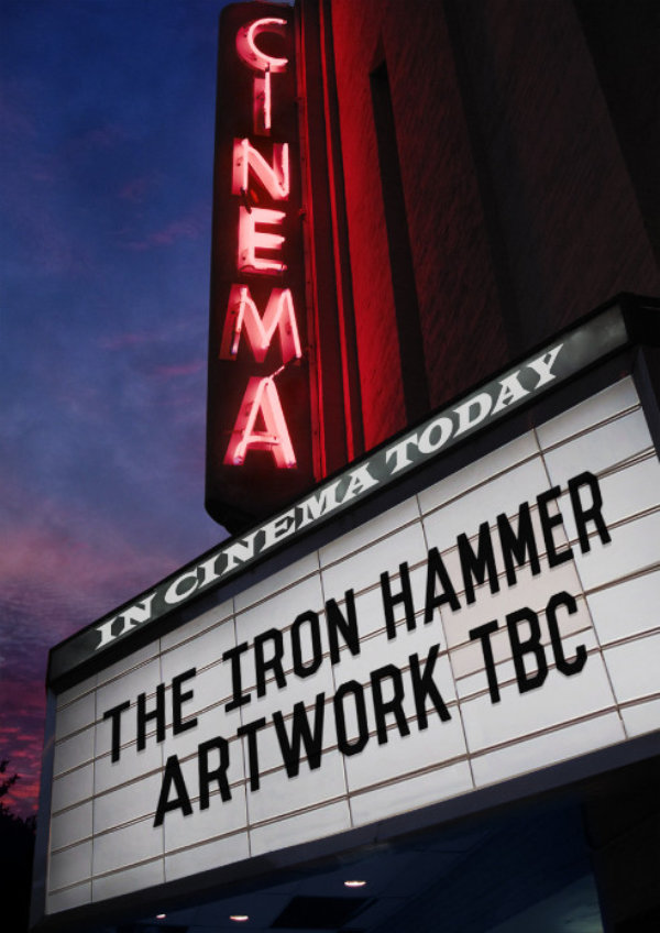 'The Iron Hammer' movie poster