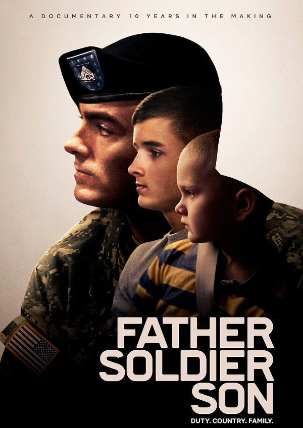 'Father Soldier Son' movie poster