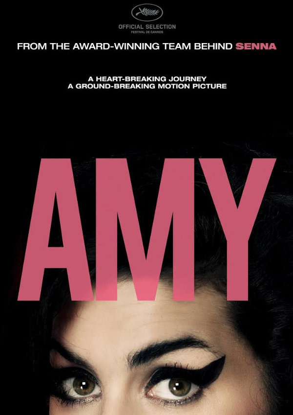 'Amy' movie poster
