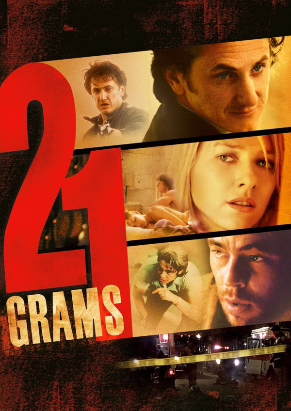 '21 Grams' movie poster