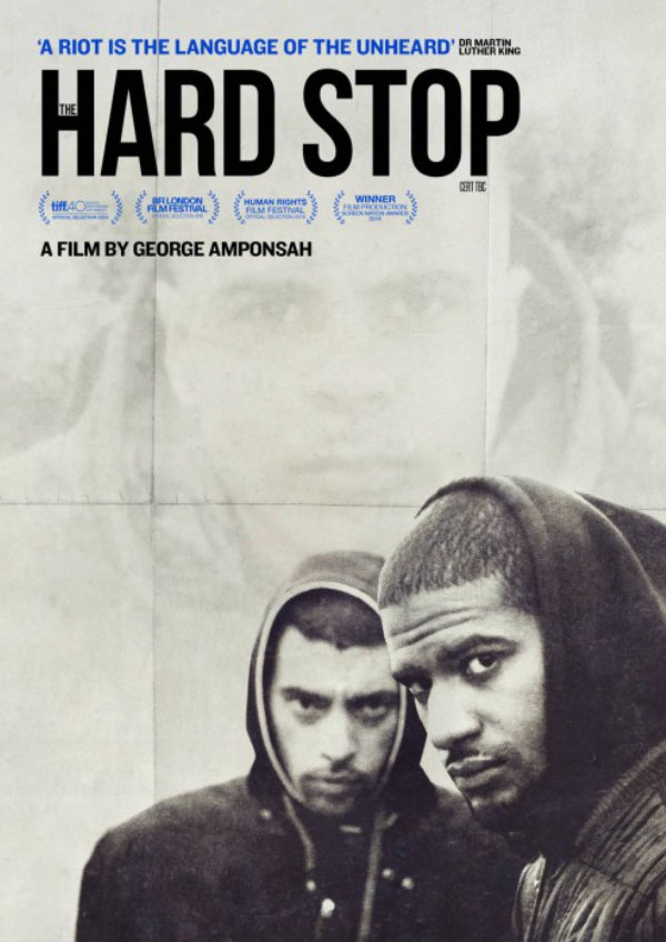 'The Hard Stop' movie poster