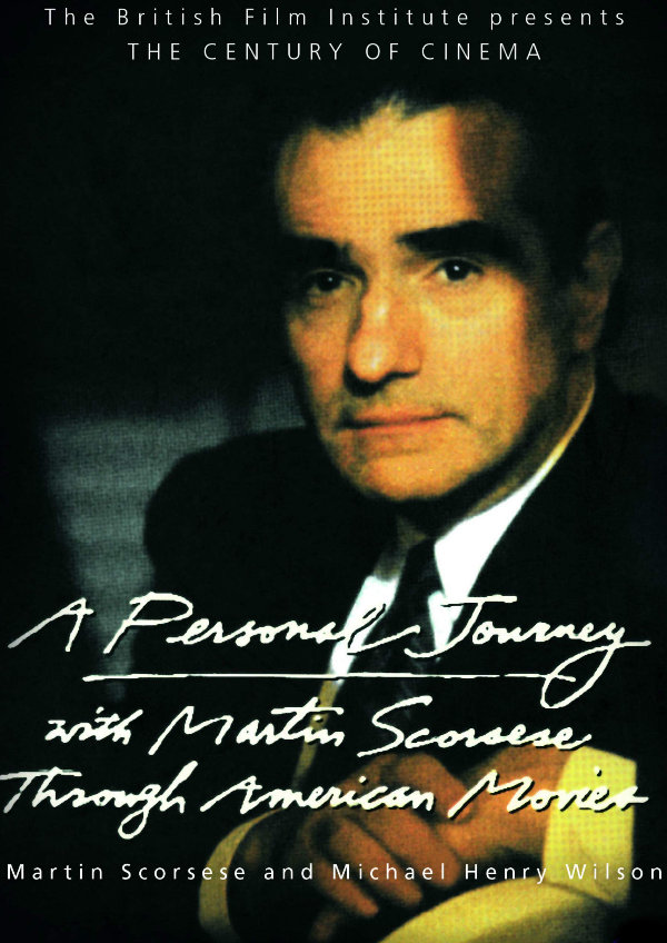 'A Personal Journey with Martin Scorsese Through American Movies' movie poster
