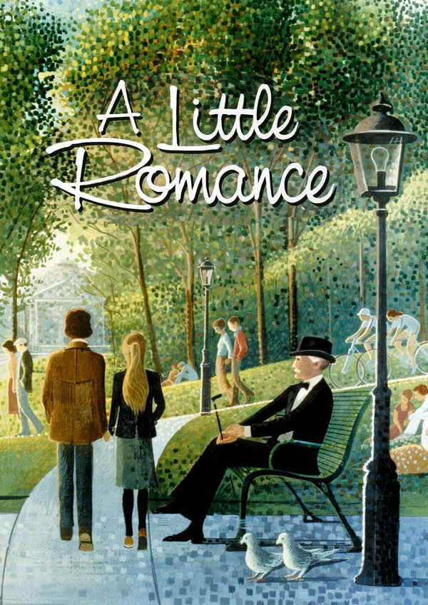 'A Little Romance' movie poster