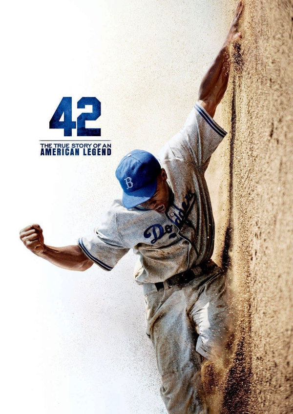 '42' movie poster