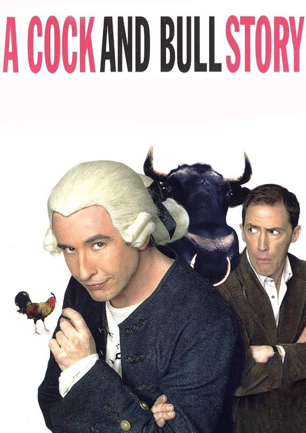 'A Cock and Bull Story' movie poster