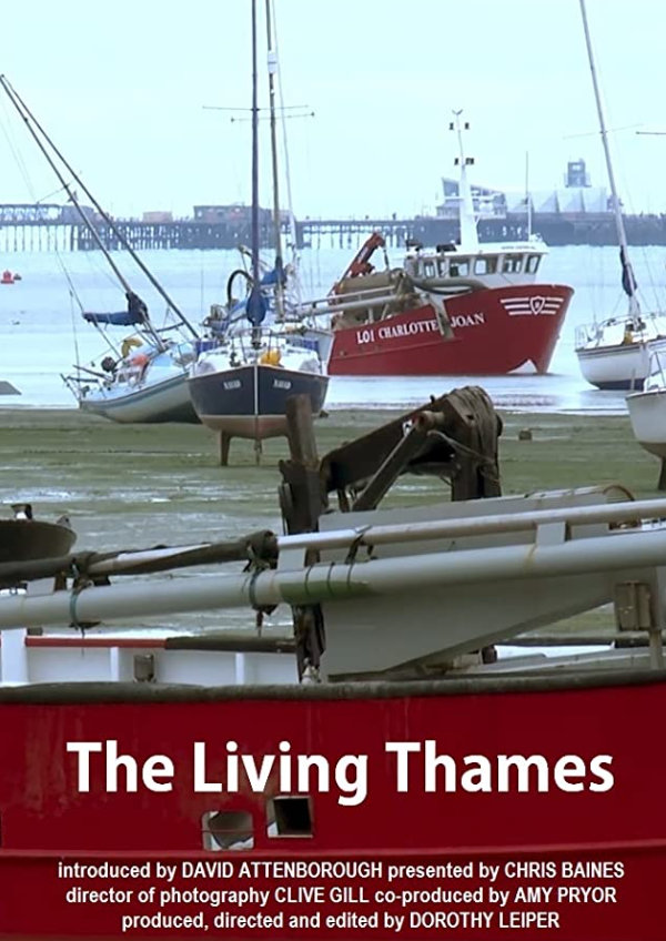 'The Living Thames' movie poster