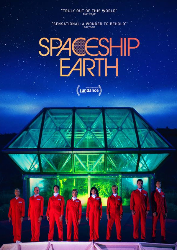 'Spaceship Earth' movie poster