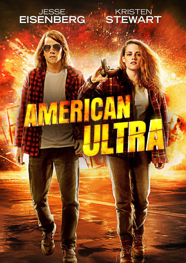 'American Ultra' movie poster