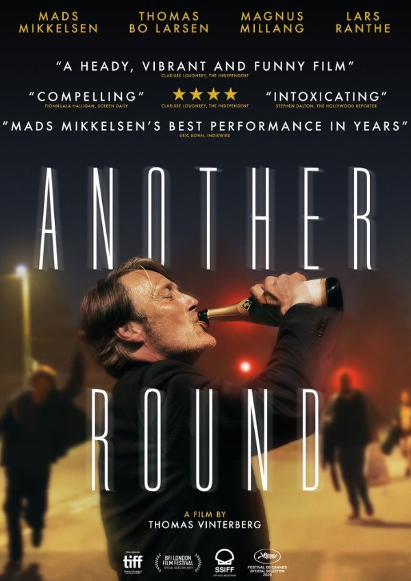 'Another Round' movie poster