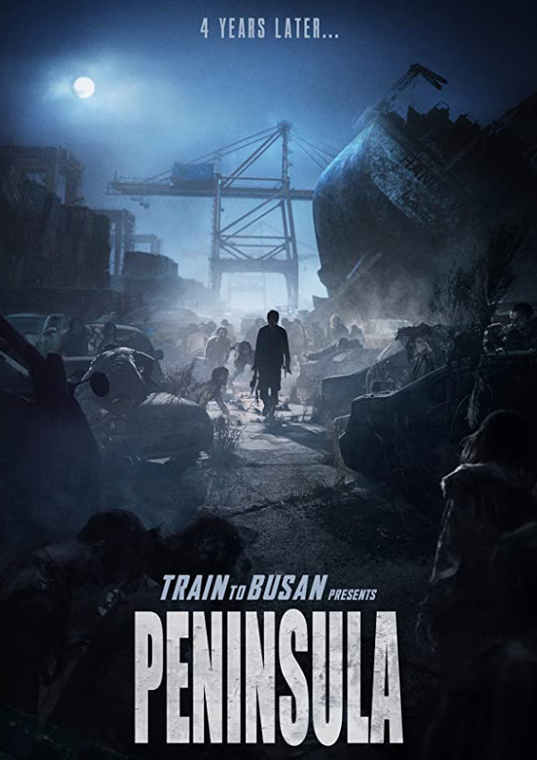 'Train to Busan Presents: Peninsula' movie poster