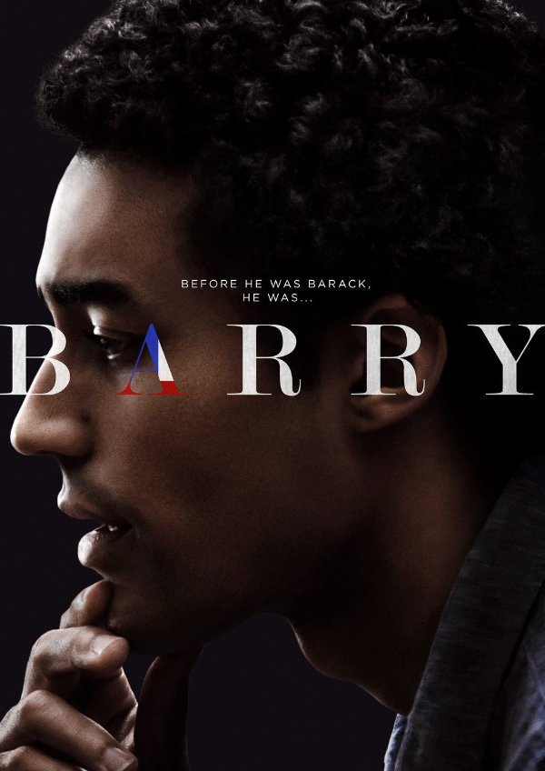 'Barry' movie poster