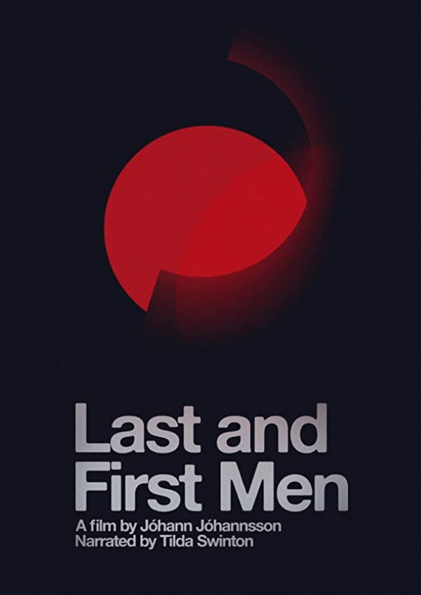 'Last and First Men' movie poster