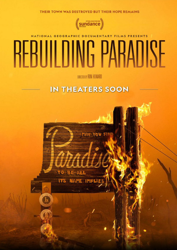 'Rebuilding Paradise' movie poster