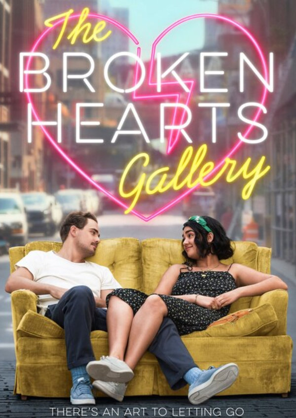 'The Broken Hearts Gallery' movie poster
