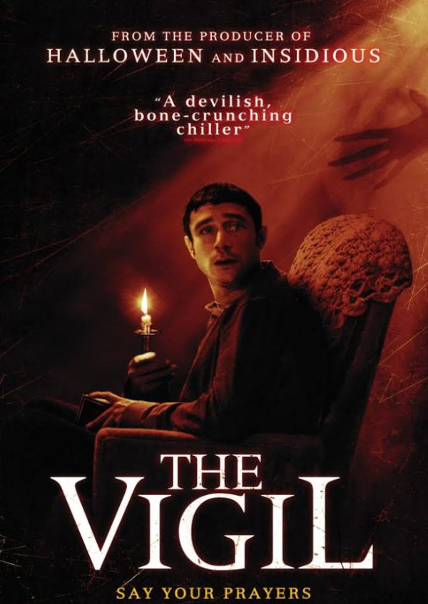'The Vigil' movie poster