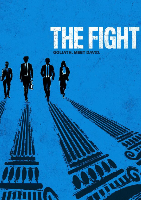 'The Fight' movie poster