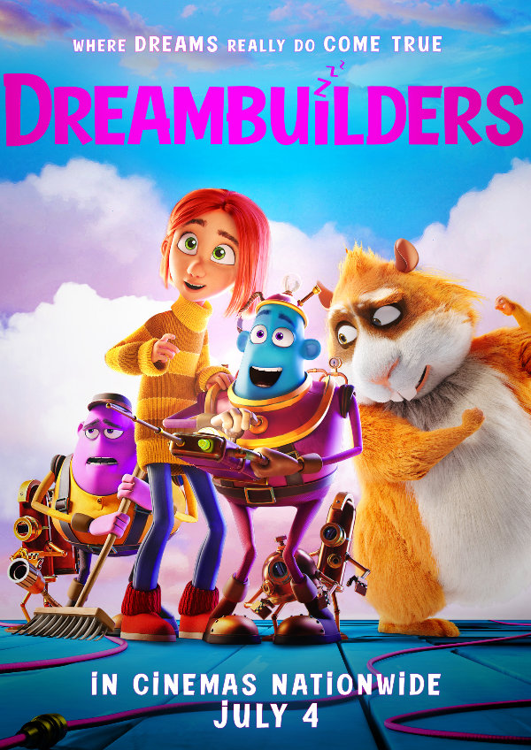'Dreambuilders' movie poster