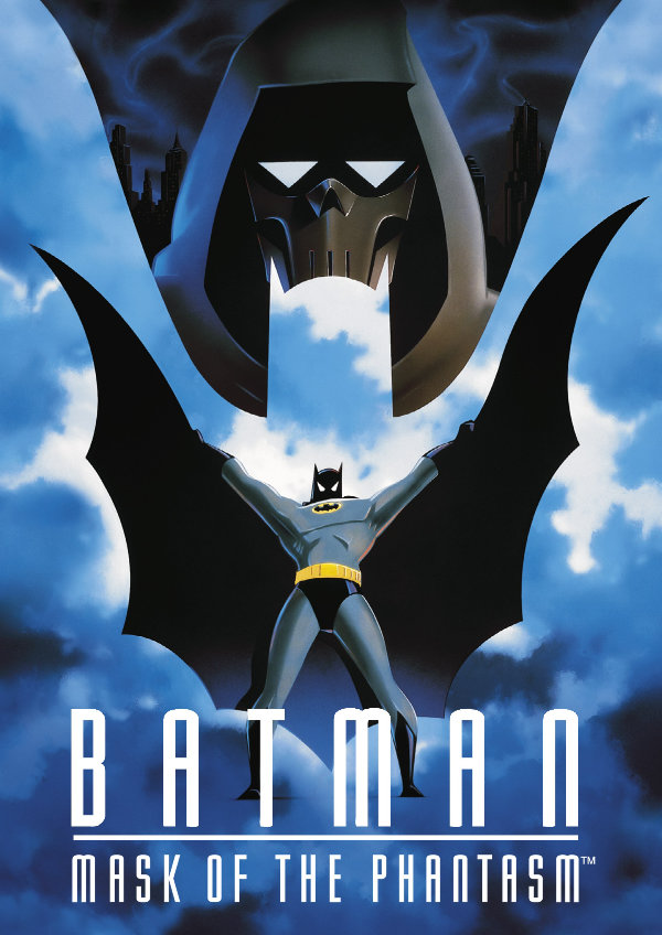 'Batman: Mask of the Phantasm' movie poster