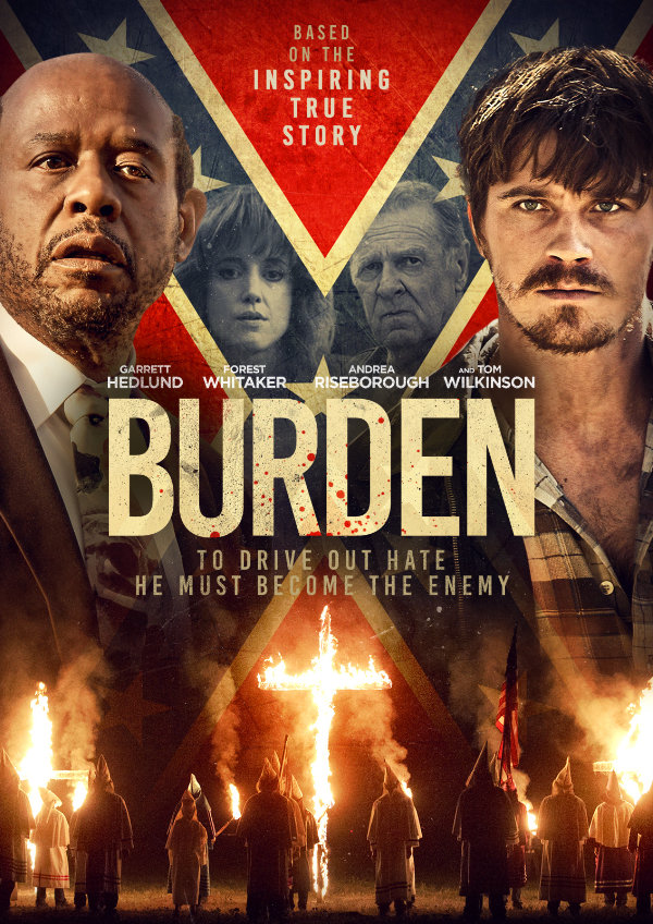 'Burden' movie poster