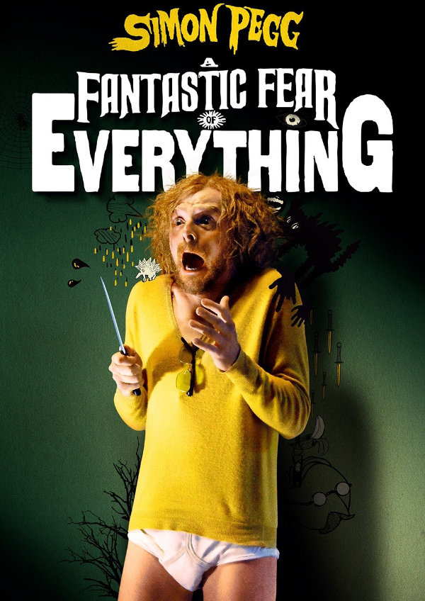 'A Fantastic Fear of Everything' movie poster