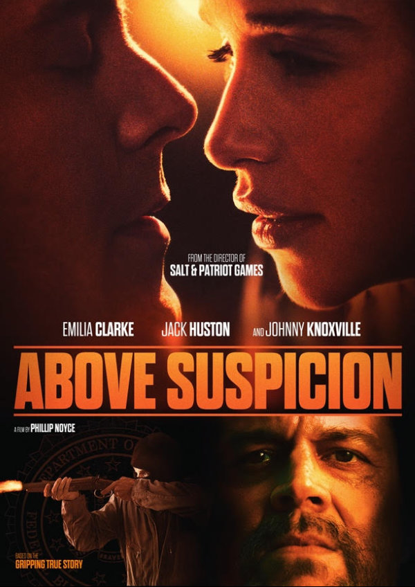 'Above Suspicion' movie poster