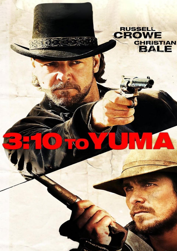 '3:10 to Yuma' movie poster