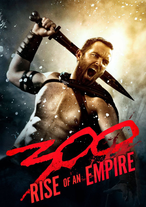 '300: Rise of an Empire' movie poster