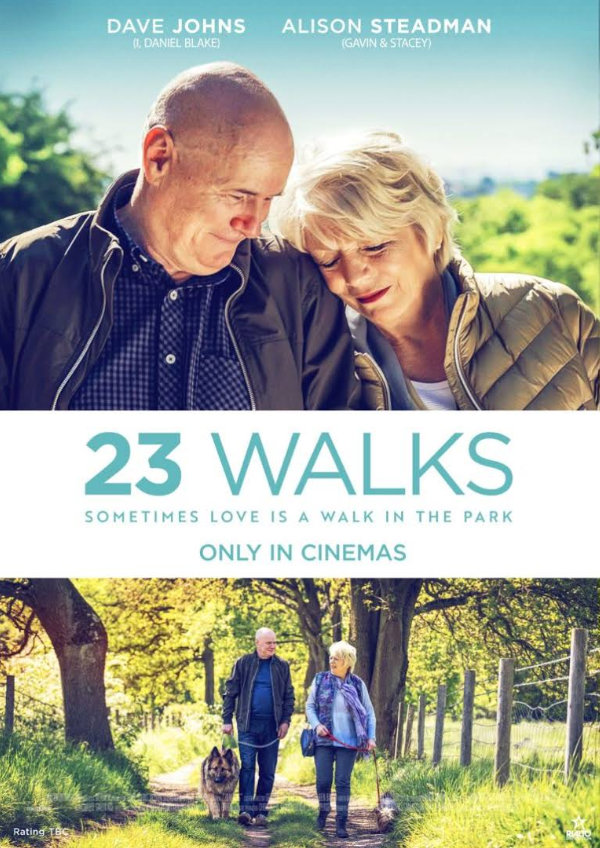 '23 Walks' movie poster
