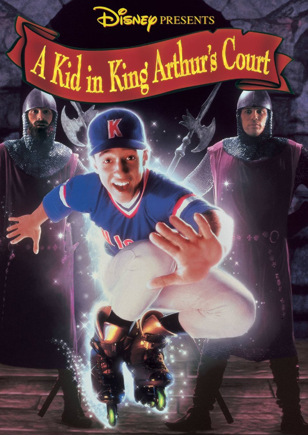 'A Kid in King Arthur's Court' movie poster