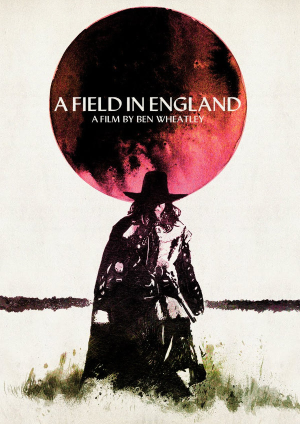 'A Field in England' movie poster