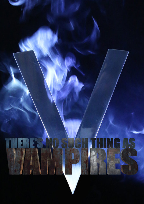 'There's No Such Thing as Vampires' movie poster