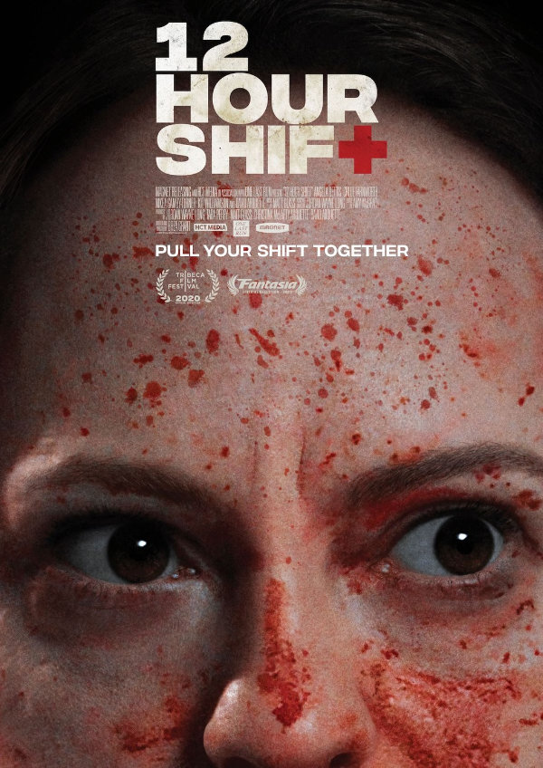 '12 Hour Shift' movie poster