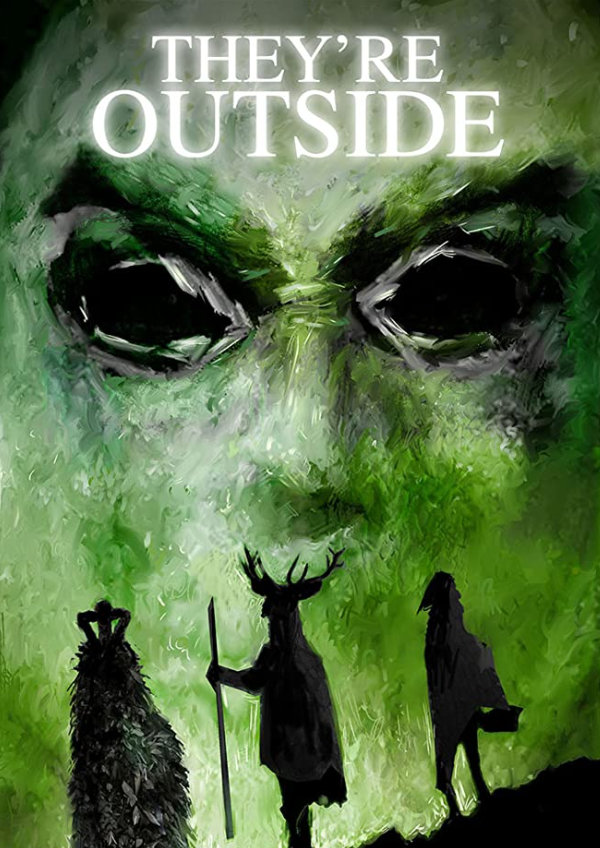 'They're Outside' movie poster