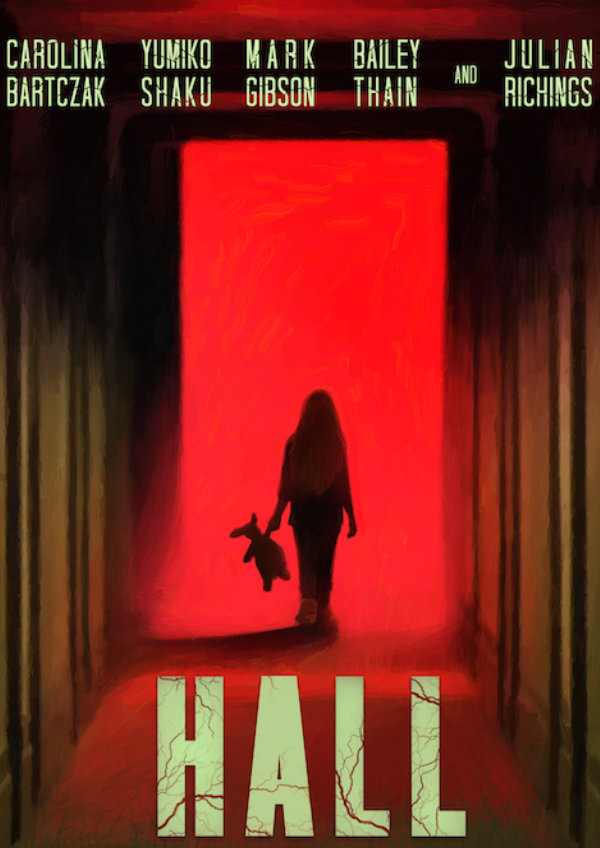'Hall' movie poster
