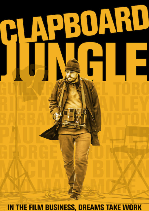 'Clapboard Jungle: Surviving the Independent Film Business' movie poster