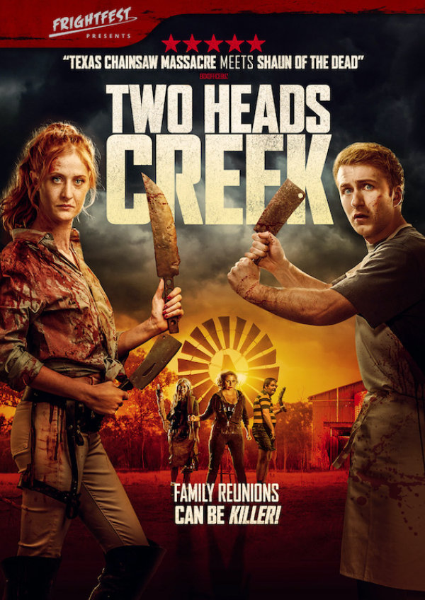 'Two Heads Creek' movie poster
