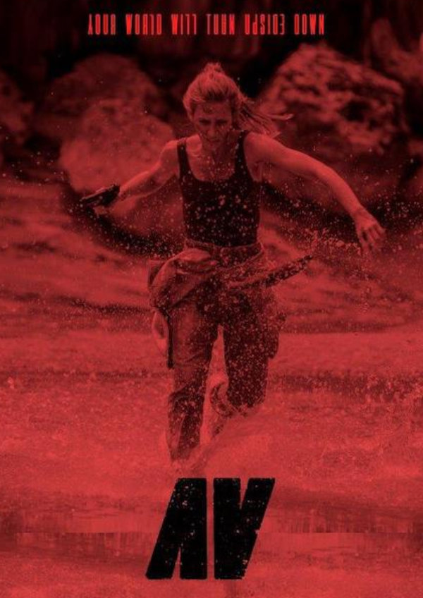 'Av: The Hunt' movie poster