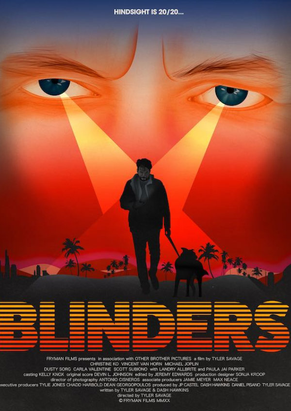 'Blinders' movie poster