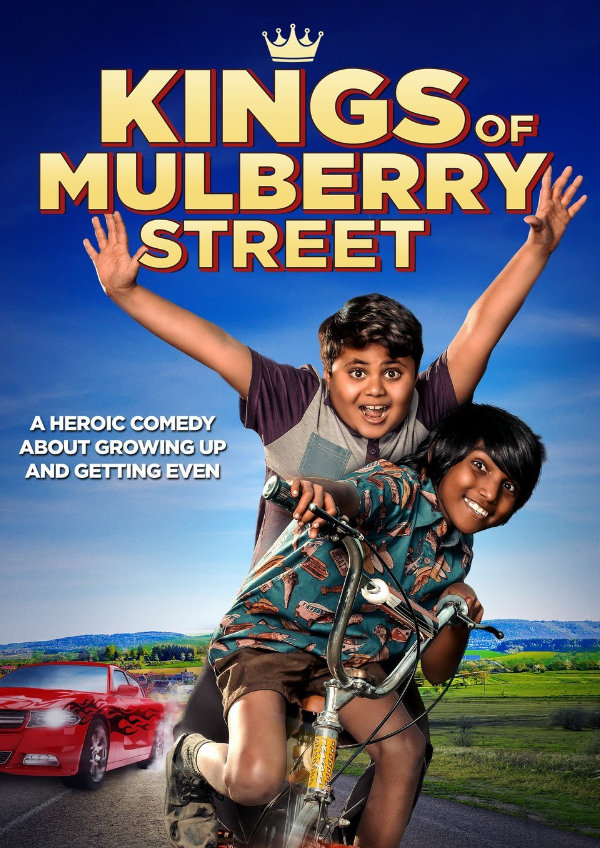 'Kings Of Mulberry Street' movie poster