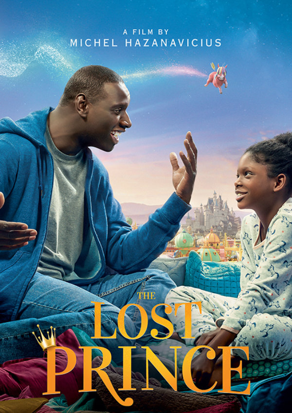 'The Lost Prince' movie poster