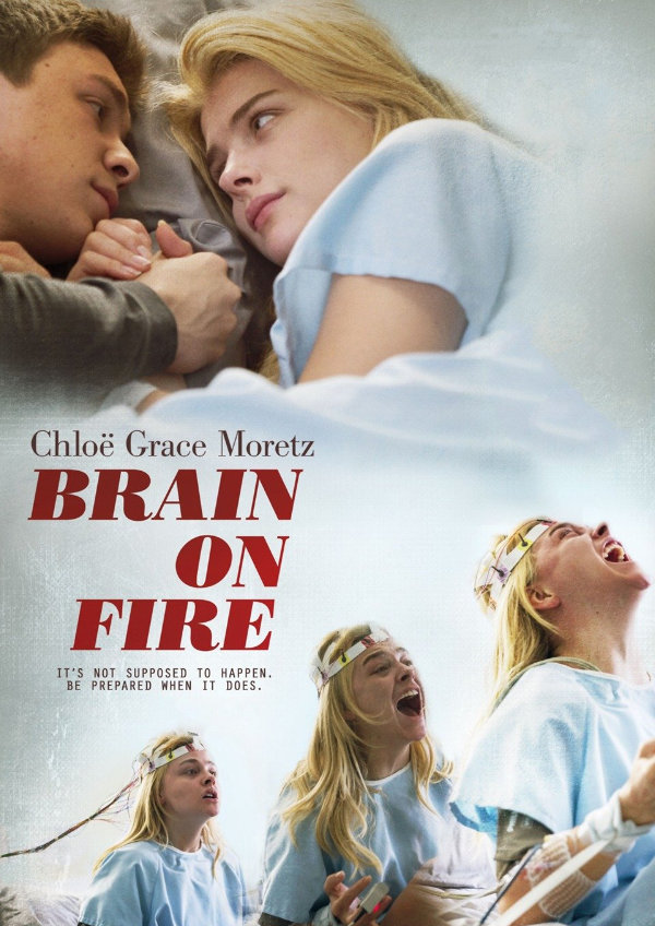 'Brain on Fire' movie poster