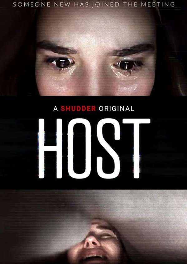 'Host' movie poster