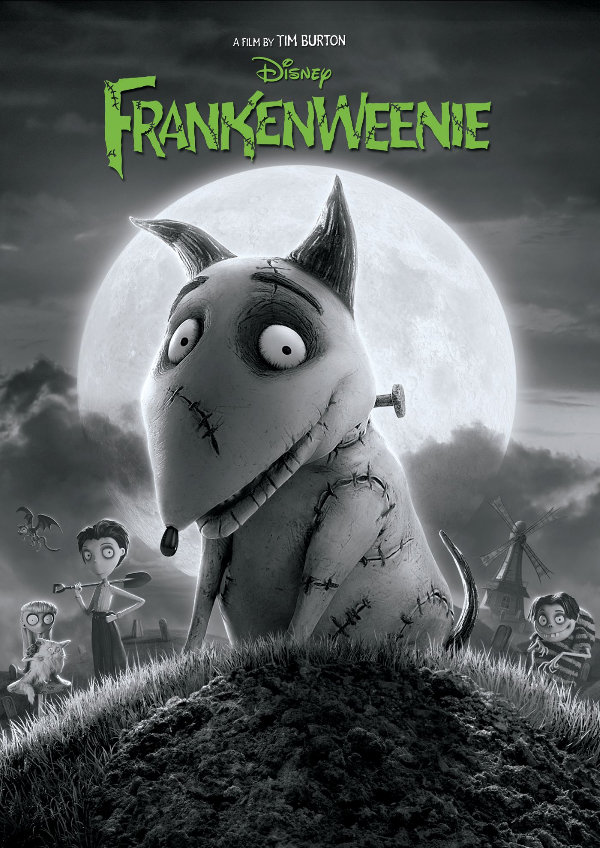 'Frankenweenie' movie poster