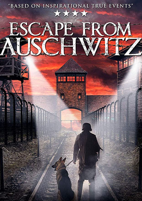 'Escape From Auschwitz' movie poster
