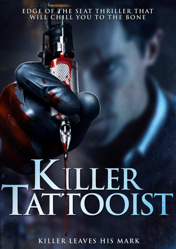 'Killer Tattooist' movie poster