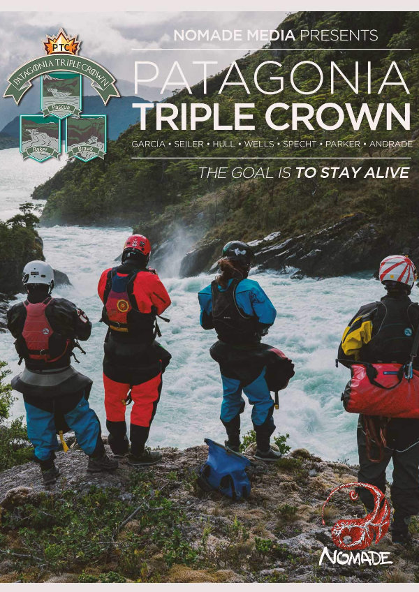 'The Patagonia Triple Crown' movie poster