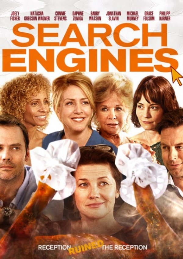 'Search Engines' movie poster