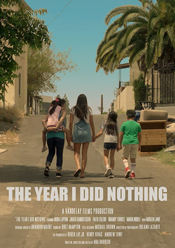 'The Year I Did Nothing' movie poster