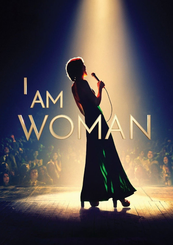 'I Am Woman' movie poster