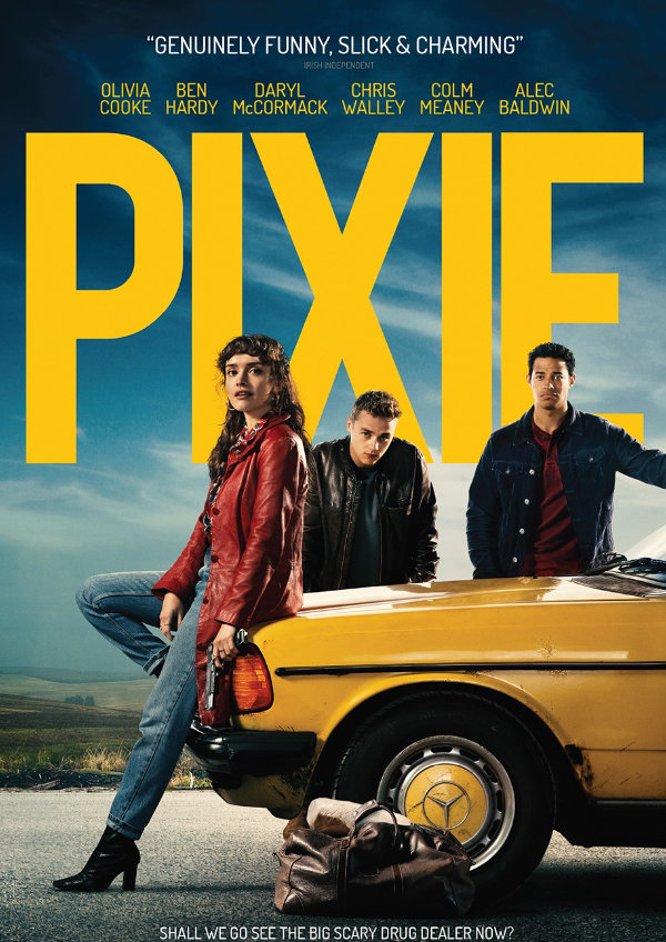 'Pixie' movie poster